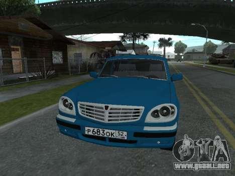 GAS 311052 para GTA San Andreas left