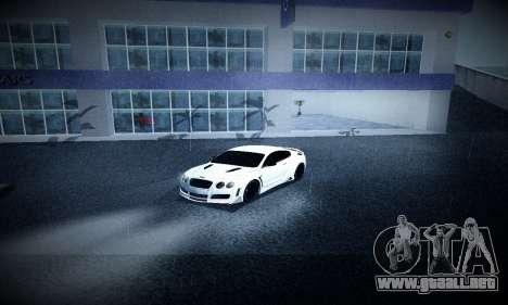 ENBseries By DjBeast para GTA San Andreas segunda pantalla