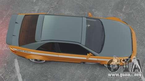 Sultan RS v2.5 para GTA 4 visión correcta