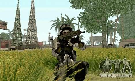 CZ 805 de batalla 4 para GTA San Andreas segunda pantalla