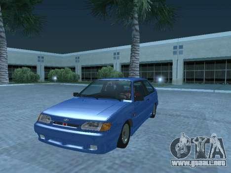 2113 VAZ para GTA San Andreas