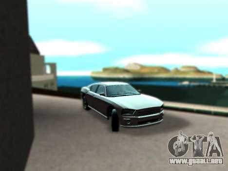 ENBSeries by Krivaseef v2.0 para GTA San Andreas tercera pantalla