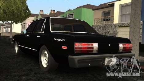 Ford Aspen 1979 para la visión correcta GTA San Andreas