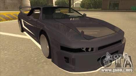 DoTeX Infernus V6 History para GTA San Andreas left