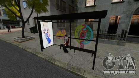Animación japonesa para GTA 4