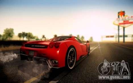 ENB Z Finale para GTA San Andreas