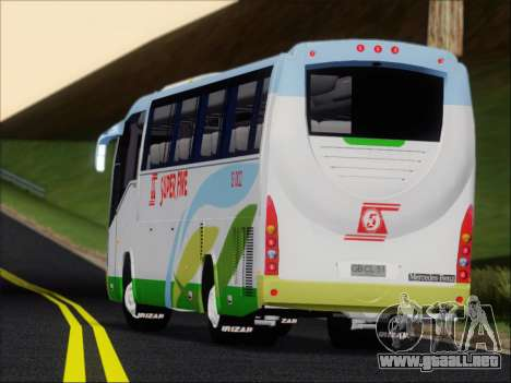 Irizar Mercedes Benz MQ2547 Super Five S 002 para GTA San Andreas