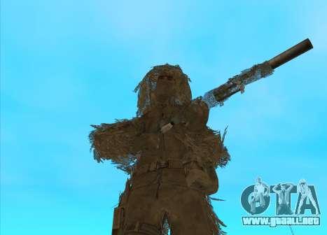 MacMillan para GTA San Andreas tercera pantalla