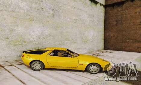 Porsche 928 (1986) v1.1 para GTA San Andreas left