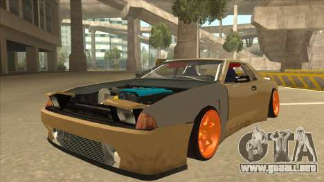 Elegy K22 King Swap para GTA San Andreas
