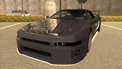 DoTeX Infernus V6 History para GTA San Andreas