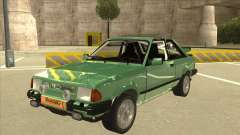 Ford Escort XR3 With Cosworth Spoiler