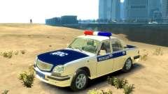 GAZ 31105 DPS para GTA 4