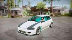 Honda Civic (EG6) Drag Style para GTA San Andreas