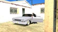Intercambio y César para GTA San Andreas