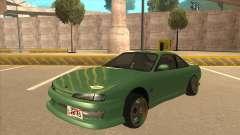 Nissan Silvia S14 Kouki Hellaflush V2 para GTA San Andreas