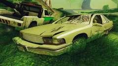Buick Roadmaster roto