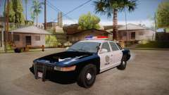 Vapid GTA V Police Car