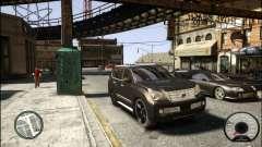 Lexus GX460 para GTA 4
