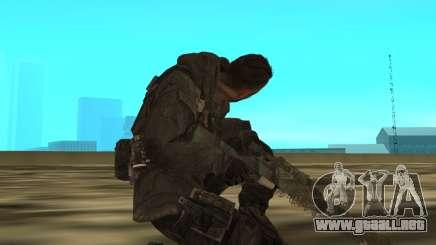 Sniper MacMillan para GTA San Andreas