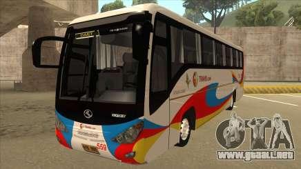 Kinglong XMQ6126Y - GL Trans 559 para GTA San Andreas