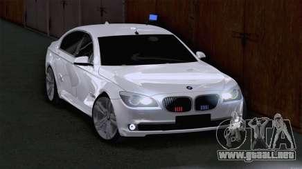 BMW 750i FSB para GTA San Andreas