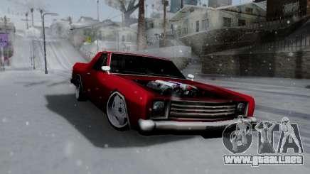 Picador V8 Picadas para GTA San Andreas