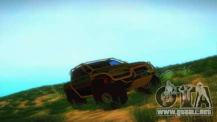 UAZ Patriot camioneta para GTA San Andreas