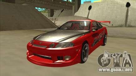Toyota Soarer JZZ30 Vertex Ridge para GTA San Andreas