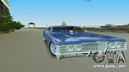 Mercury Monterey 1972 para GTA Vice City