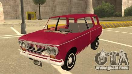 Fiat 1500 Familiar para GTA San Andreas