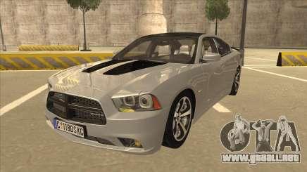 Dodge Charger RT Daytona 2011 V1.0 para GTA San Andreas