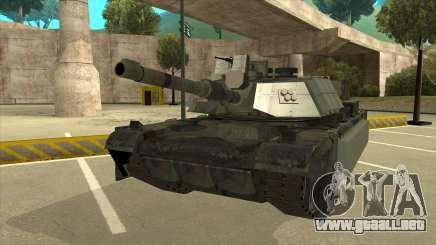 M69A2 Rhino Bosque para GTA San Andreas