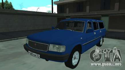 GAS 31022 para GTA San Andreas