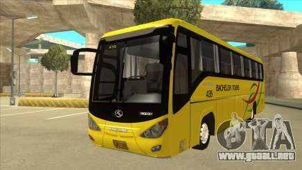 Kinglong XMQ6126Y - Bachelor Tours 435 para GTA San Andreas