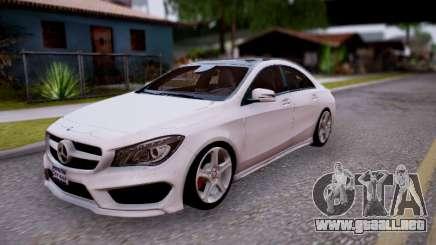 Mercedes-Benz CLA 250 para GTA San Andreas