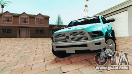 Dodge Ram 2500 HD para GTA San Andreas
