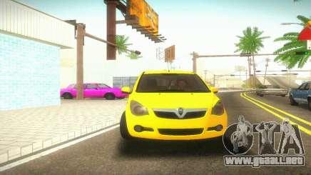 Vauxhall Agila 2011 para GTA San Andreas