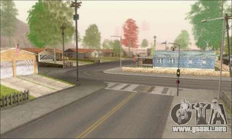 Calles vacías (Screenshots) para GTA San Andreas tercera pantalla