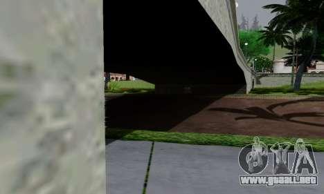 ENBSeries for low PC para GTA San Andreas séptima pantalla