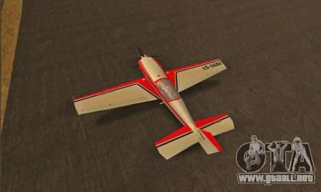 Stunt GTA V para la visión correcta GTA San Andreas