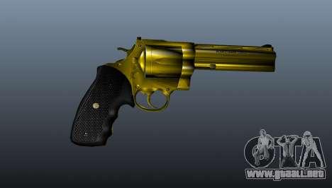 Revólver Colt Anaconda v2 para GTA 4 tercera pantalla