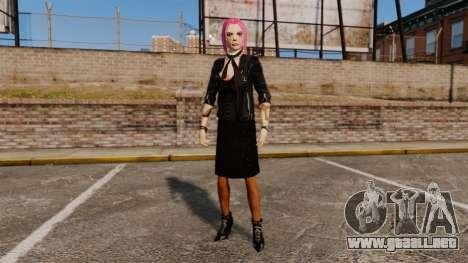 Nueva ropa Nico de la muchacha para GTA 4 tercera pantalla