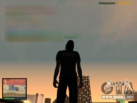 MFGTAVH V.2.0F para GTA San Andreas segunda pantalla