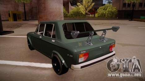 Zastava 128 Turbo para la visión correcta GTA San Andreas