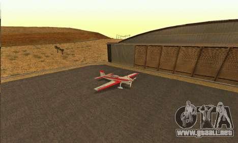 Stunt GTA V para GTA San Andreas left