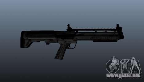 Kel-Tec KSG escopeta 12 v1 para GTA 4 tercera pantalla
