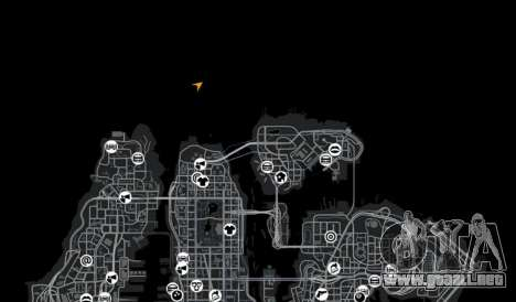 Ubicación Nevado Sakina para GTA 4 décima de pantalla