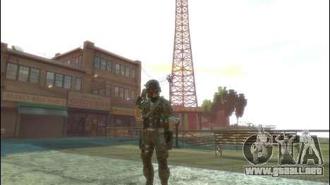Un soldado ruso v1.0 para GTA 4