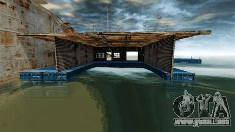 Base Naval para GTA 4 tercera pantalla